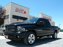 100 2003 Dodge Truck Ram 1500 SLT Limited Edition 11999 You Sell Auto