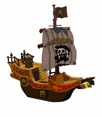 100 Pirate Ship Design This Free Icons Png Of Ship Cartoon 3d