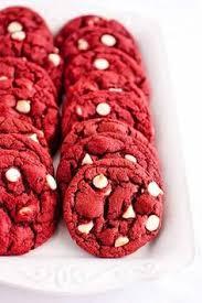 resepi velvet cookies azie kitchen