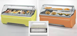 Oscartek Food Service Display Cases Gelato Pastry And Deli