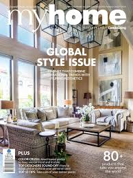 100 Best Magazines For Interior Design MyHome March 2018