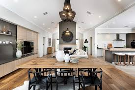 104 Rural Building Company The On Instagram One Of Our Favourite Open Plan Living Spaces Familyliving Country Builders House Design Rustic Dining Room