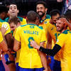 Olympics-Volleyball-Brazil overpower hosts Japan to face ROC in ...