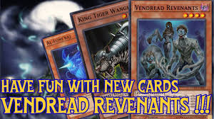 lets have fun with new cards vandread revenants youtube