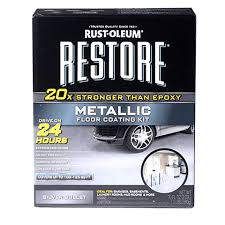 Rustoleum Garage Floor Coating Kit Instructions by Metallic Floor Coating Kit