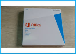 MICROSOFT OFFICE 2013 standard 32 64 BIT ORIGINALE