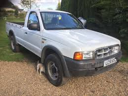 Ford Ranger 4x4 Single Cab Pickup Spares Or Repairs No Reverse | In ...