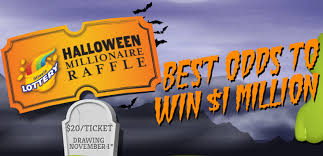 Halloween Millionaire Raffle Pa by Image Gallery Halloween Raffle