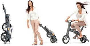 Stigo Folding E Bike Cleanrider Another
