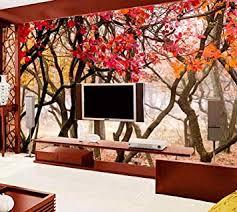fototapete 3d effekt goldene allee mangroven der