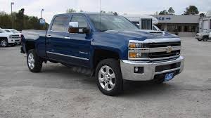 New 2018 Chevrolet Silverado 2500HD From Your Kershaw SC Dealership ...