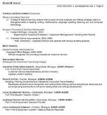 Recent Graduate Resume Examples For College Graduates
