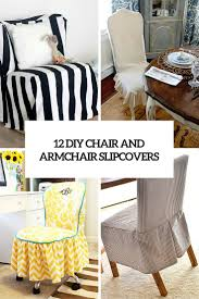 How To Slipcover A Chair Or An Armchair: 12 Crafts - Shelterness Sure Fit Ballad Bouquet Wing Chair Slipcover Ding Room Armchair Slipcovers Kitchen Interiors Subrtex Printed Leaf Stretchable Ding Room Yellow 2pcs Ektorp Tullsta Chair Cover Removable Seat Graffiti Pattern Stretch Cover 6pcs Spandex High Back Home Elastic Protector Red Black Gray Blue Gold Coffee Fortune Fabric Washable Slipcovers Set Of 4 Bright Eaging Accent And Ottoman Recling Queen Anne Wingback History Covers Best Stretchy Living Club For Shaped Fniture