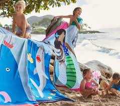 Lea Mermaid Beach Towel | Pottery Barn Kids Accsories Monogrammed Beach Towels Monogram 3 Ahorse Hooks On Distressed Pottery Barn Inspired Whitewashed Whale Classic Stripe Towel Kids Add Your Personal Sumrtime Fun With Wraps For As Low 2 Fabulous Finds Alligator Black Cream 30 Free Home Decor Catalogs You Can Get In The Mail An Easter Craft With Pottery Barn Kids Allweareblogcom All Bath 115624 Mia Mermaid Mini And