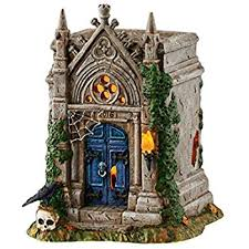 Dept 56 Halloween Village by Amazon Com Department 56 Halloween Village Rest In Peace 2016