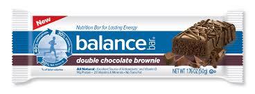 Cookie Dough Balance Bar Double Chocolate Brownie