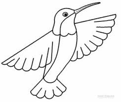 Free Hummingbird Coloring Pages To Print 77745