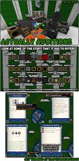 Minecraft Automatic Pumpkin Farm 1710 by Overview Actually Additions Mods Projects Minecraft Curseforge