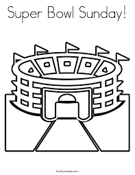 Football Project Awesome Coloring Pages