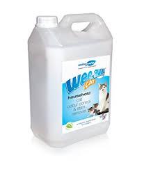 odeur de pipi de sur canapé wee away produit anti odeurs spécial urine de 5 l