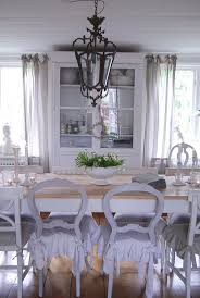 Shabby Chic Dining Room Chair Covers by Best 20 Country Seat Pads Ideas On Pinterest Checked Seat Pads