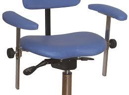si e assis genoux siège assis debout réglable avec accoudoirs