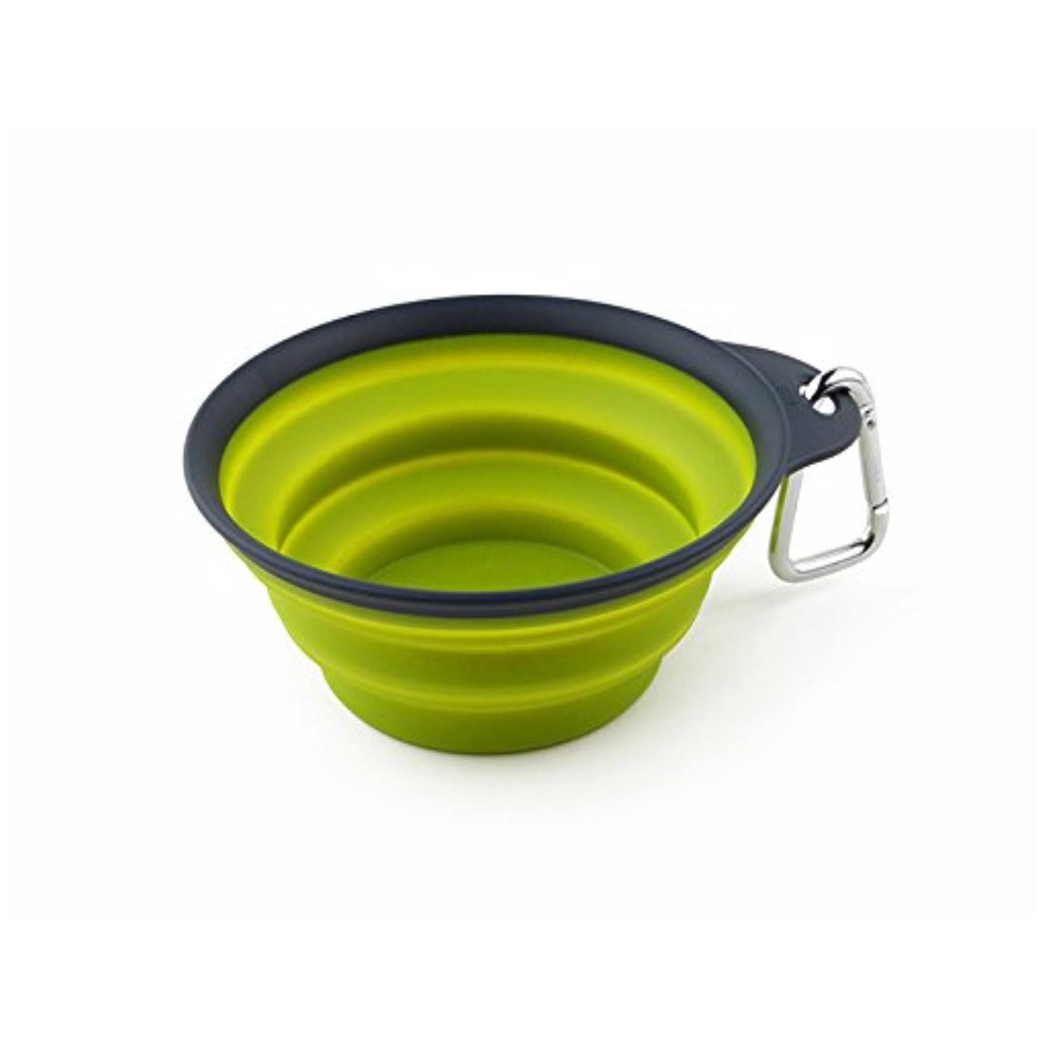 Dexas Popware Collapsible Travel Cup - Green, Small
