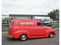 1953 Chevrolet Panel Truck For Sale | ClassicCars.com | CC-1055873 1965 Panel Truck 007 Cars I Like Pinterest Chevy Pickups Gmc Review 53 Panel Truck Ipmsusa Reviews 1955 Chevy From Album Chevrolet By Auctions 1969 C10 Owls Head Transportation 1961 Helms Bakery The Hamb Hot Rod Network Paneldude1 1966 Van Specs Photos Modification Info 1957 For Sale Classiccarscom Cc753027 Nostalgia On Wheels Patina 1948 Cc501332 1963 Chevrolet Panel Truck