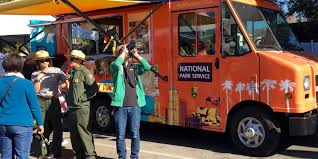 LA Ranger Troca - Santa Monica Mountains National Recreation Area ... Commission Moves To Legalize Regulate Food Trucks Santa Monica Global Street Food Event With Evan Kleiman In Trucks Threepointsparks Blog Private Ding Arepas Truck In La Fast Stock Photos Images Alamy Best Los Angeles Location Of Burger Lounge The Original Grassfed Presenting The Extra Crispy And Splenda Naturals Truck Tour Despite High Fees Competion From Vendors Dannys Tacos A Photo On Flickriver