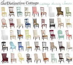 Style Board Cottage Dining Chairs The Distinctive