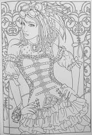 Dragon Age Adult Coloring Book 14