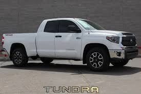 New 2019 Toyota Tundra SR5 Double Cab 6.5' Bed 5.7L In Santa Fe ...