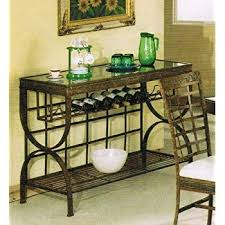 Perfect Dining Room Buffets And Servers Beautiful Amazon Server Sideboard With Wine Storage Brown