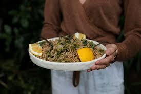 Pumpkin Gnocchi Recipe Nz by Petite Kitchen U0027s One Pot Pasta With Asparagus Lemon And Basil