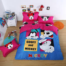 Minnie Mouse Twin Bedding by Minnie Mouse Bed Set For Kids Dtmba Bedroom Design