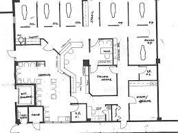 fice 2 Layout fice Floor Plan Design Blueprint Simple