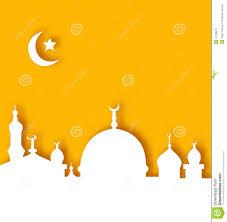 Background Islamic Poster Design 6