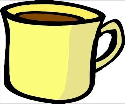 New Coffee Cup Clip Art No Background