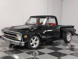 Latest 1968 Chevy Truck For Sale | GreatTrucksOnline 1968 Chevy C10 Pickup Truck Hot Rod Network Chevrolet Malibu Classics For Sale On Autotrader Gmc East Haven New Vehicles Dave Mcdermott C60 Dump Truck Item I4697 Sold December 20 Silverado 2500hd Reviews Chevy 4x4 A Photo Flickriver Classiccarscom Cc10120 Panel 68 Pro Touring Cc1109295 Hemmings Find Of The Day K10 Daily