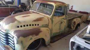 100 Chevy Hot Rod Truck Awesome 1953 Chevrolet Other Pickups 1953 3100 Shop Truck Rat