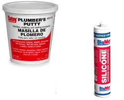 Install Sink Strainer With Silicone by Plumbers Putty Vs Silicone Homeverity Com