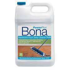 Bona Pro Series Hardwood Floor Refresher by Hardwood Floor Cleaners Floor Cleaning Products The Home Depot