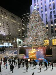 Christmas Tree Rockefeller Center 2016 by Christmas And New Year U0027s Eve In New York 5 1 Places To See As