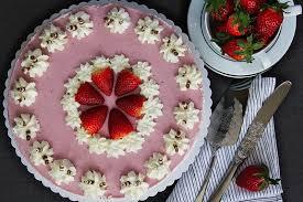 erdbeer topfen torte rezeptebuch