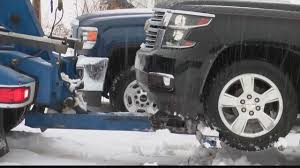 100 Tow Truck Driver Requirements What Tow Trucks Are Seeing This Snow Storm