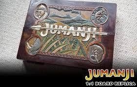 Jumanji 11 Game Board Replica Pt 6