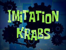 That Sinking Feeling Spongebob Transcript by Imitation Krabs Transcript Encyclopedia Spongebobia Fandom