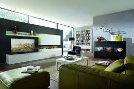 wohnzimmer enjoy schwarz weiß grün möbel und küchen petsch