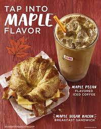 Dunkin Donuts Pumpkin Latte Gluten Free by Something Special Is Brewing On Maple Street Dunkin U0027 Donuts