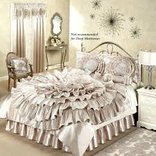 bed linen and matching curtains
